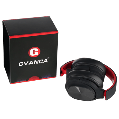 Gvanca G2 Noise Cancelling Wireless Headphones Bluetooth 5 0 30 Hours Battery Life Noise B Gone